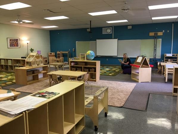 New NCPreK at Blowing Rock Elementary School